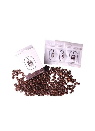 Pilling Bean Pilling Bean - Kahve Yağlı Scrub Tipi Yüz Peeling 3Lü Paket ( 12 Adet Çekirdek - 1 Aylık ) Renksiz
